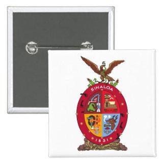 Sinaloa Mexico Pin