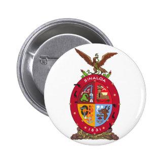 Sinaloa Mexico Pins