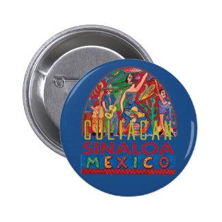 SINALOA Mexico Button