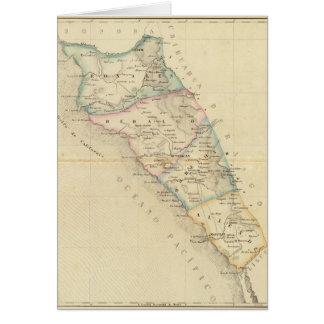 Sinaloa, Mexico Card