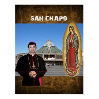 SINALOA SAN CHAPO ORIGINALS PRODUCTS CAFE c Postcard