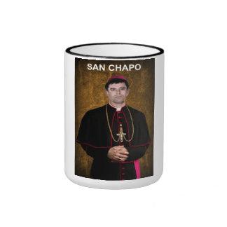 SINALOA SAN CHAPO ORIGINALS PRODUCTS RINGER MUG
