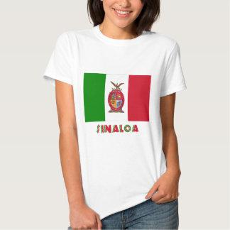Sinaloa Unofficial Flag T-Shirt