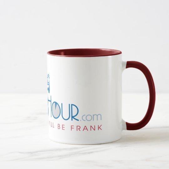Sinatra Cocktail Hour - Ringer Mug