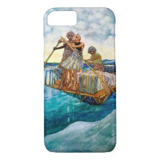 """""""Sinbad cuento de hadas del marinero"""" - Charles Funda iPhone 7"""