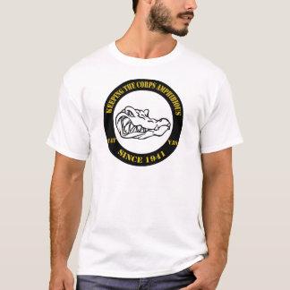 Since 1941 Black w Gold Letters T-Shirt