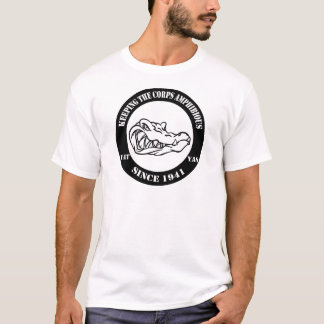 Since 1941 Black w/ White Letters T-Shirt
