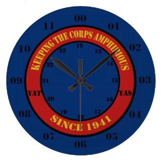 Since 1941 clock 12/24