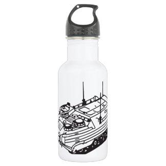 Since 1941 Track II logo Water Bottle