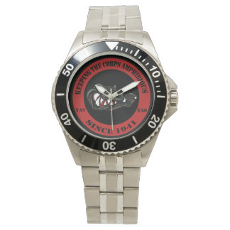 Since 1941 watch Red face