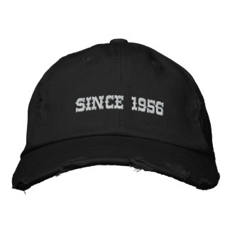 SINCE 1956 EMBROIDERED BASEBALL CAP