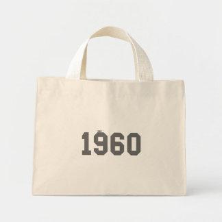 Since 1960 canvas bag