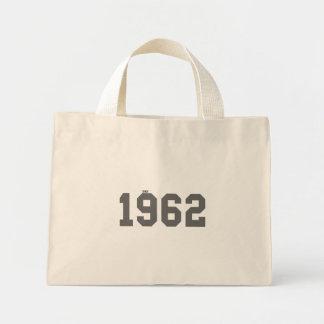 Since 1962 mini tote bag
