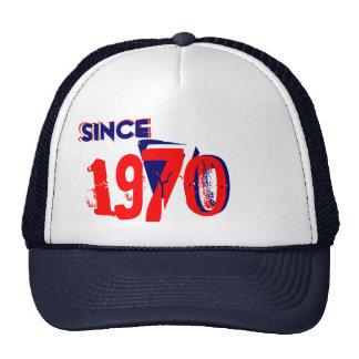 since 1970 gorros