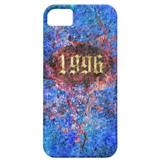 Since 1996 or Made in 1996 or 1996 Birthday Year iPhone 5 Case