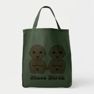 Since Birth 6r Canvas Bag