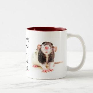 Since Owning Rats... Coffee Mug