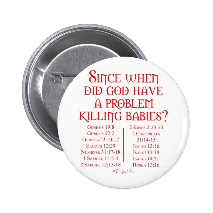 Since When... Pinback Button