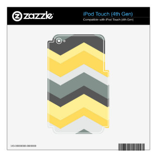 Sincere Valued Harmonious Esteemed Decals For iPod Touch 4G