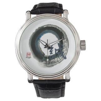 Sinceridad Enso, Sumi-e Reloj De Mano