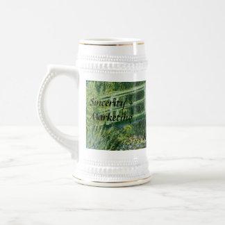 Sinceridad que comercializa la taza Stein