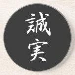 Sinceridad - Seijitsu Posavasos Diseño