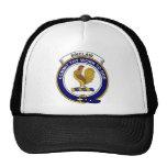 Sinclair Clan Badge Mesh Hat