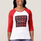 Sinclair clan Plaid Scottish tartan T-Shirt
