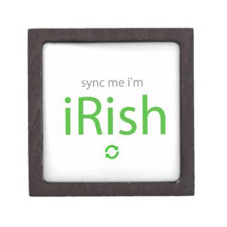 Sincronización yo soy iRish.png Caja De Joyas De Calidad