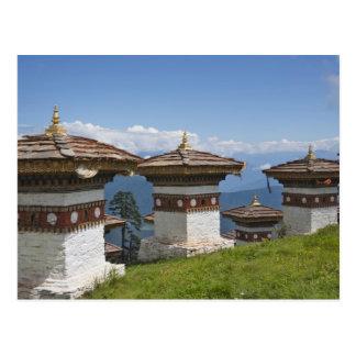 Sindokha Dzong, Dochu La Pass 2 Postcard