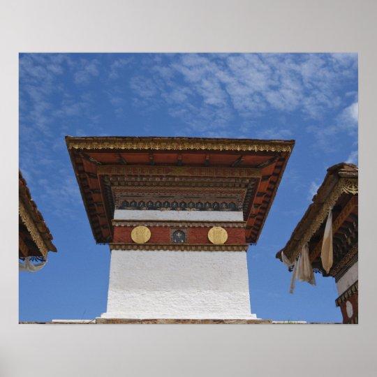 Sindokha Dzong, Dochu La Pass Poster