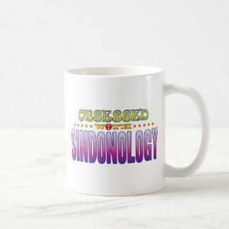 Sindonology 2 Obsessed Basic White Mug