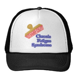Síndrome crónico del cansancio gorra