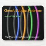 Síndrome crónico del cansancio, una enfermedad inv tapete de raton