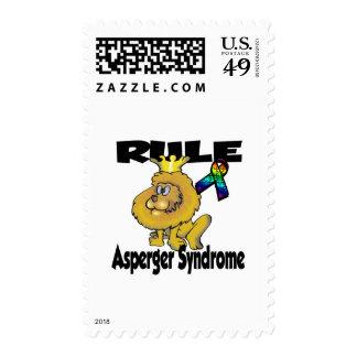 Síndrome de Asperger de la regla Sellos