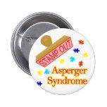 Síndrome de Asperger Pins