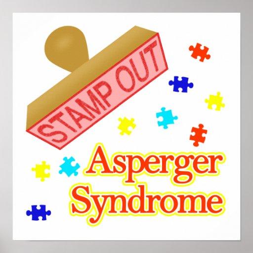 Síndrome de Asperger Posters