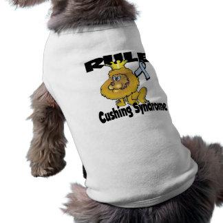 Síndrome de Cushing de la regla Camiseta De Perrito
