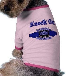 Síndrome de desolación respiratoria agudo ARDS Camisetas De Mascota