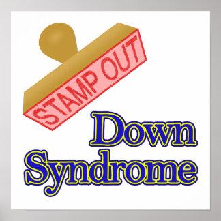 Síndrome de Down Poster