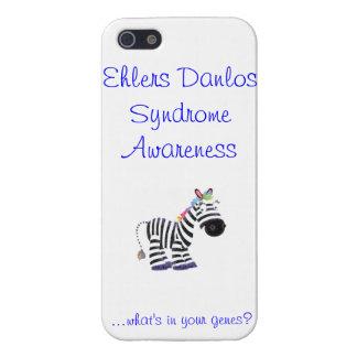 Síndrome de Ehlers Danlos iPhone 5 Carcasas
