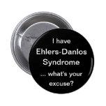 Síndrome de Ehlers Danlos Pin