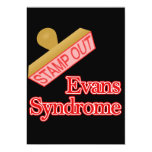 Síndrome de Evans Comunicados Personalizados