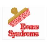 Síndrome de Evans Postal