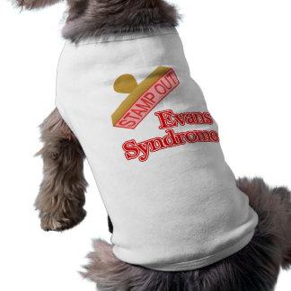 Síndrome de Evans Camisa De Perrito