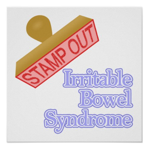 Síndrome de intestino irritable poster