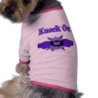 Síndrome de intestino irritable camisa de perro