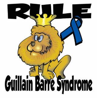 Síndrome de la barra de Guillain de la regla Escultura Fotografica