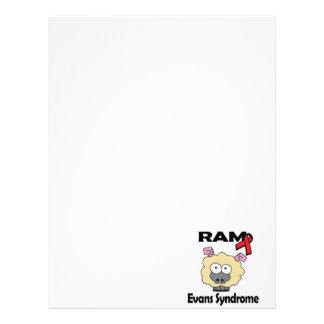 Síndrome de RAM Evans Membrete