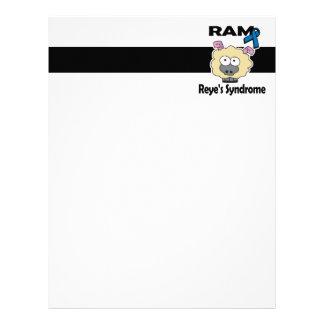 Síndrome de RAM Reyes Membrete Personalizado